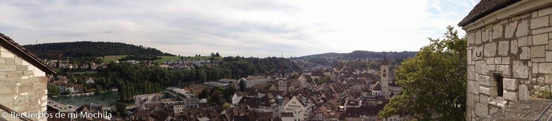 Qué ver y hacer en Schaffhausen o Escafusa