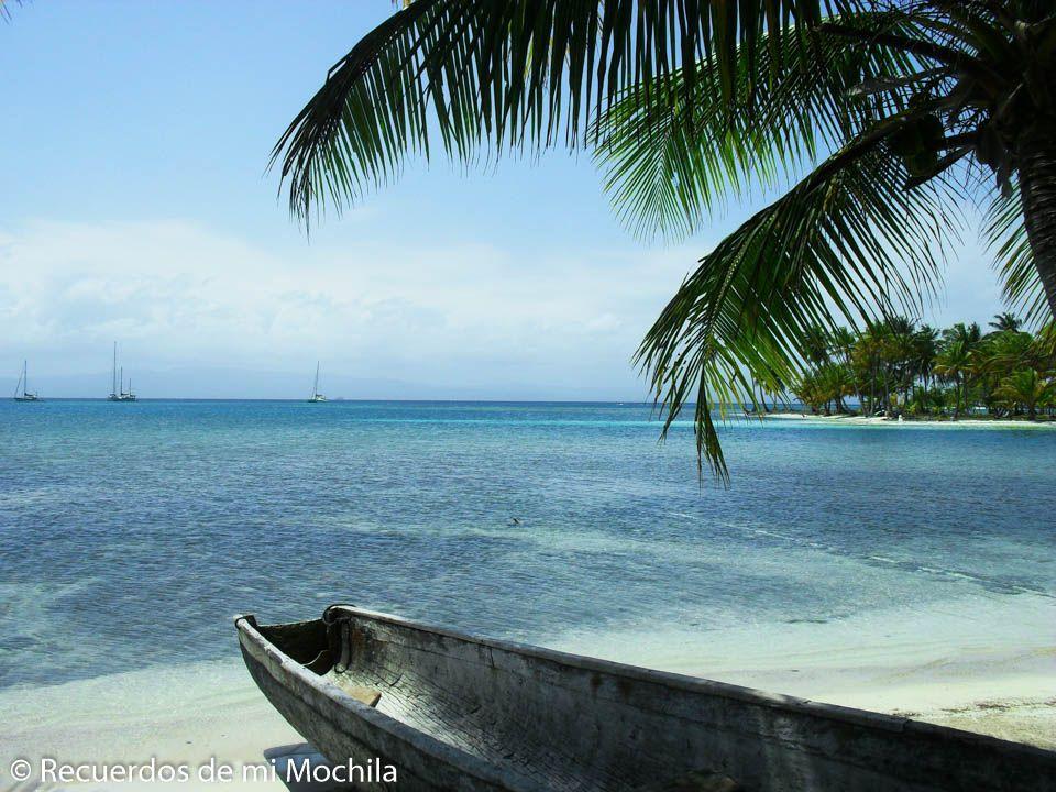 Visita a las Islas de San Blas Panamá