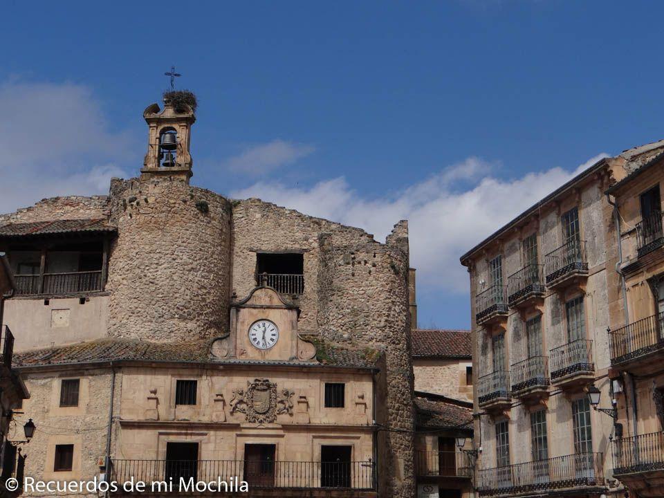 Alojamiento en Castilla y León