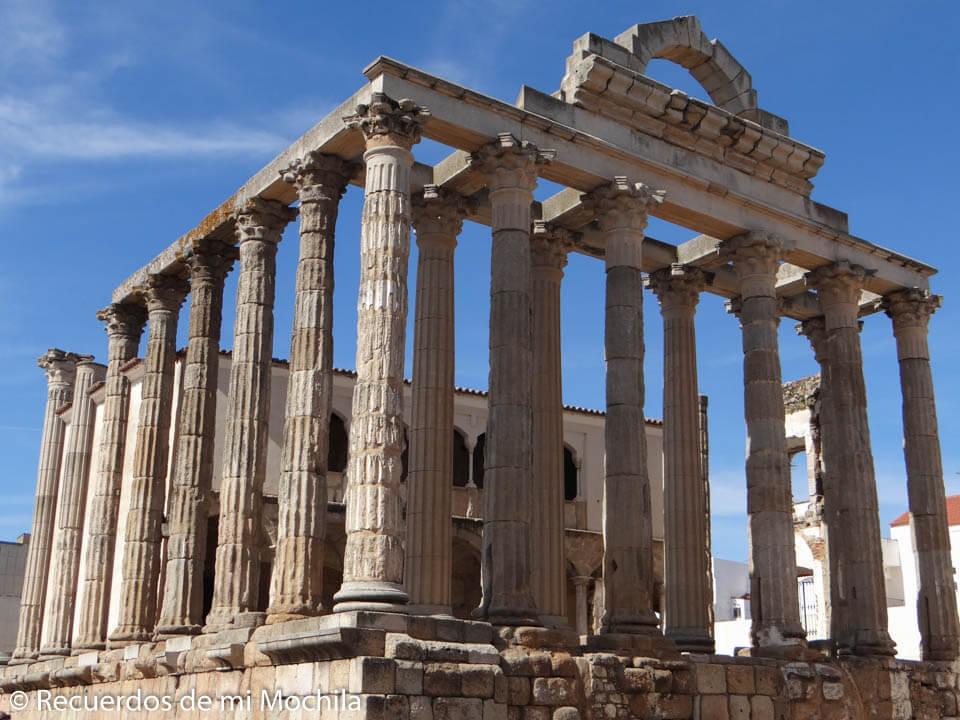 Qué ver Mérida Extremadura en un día - El legado Romano