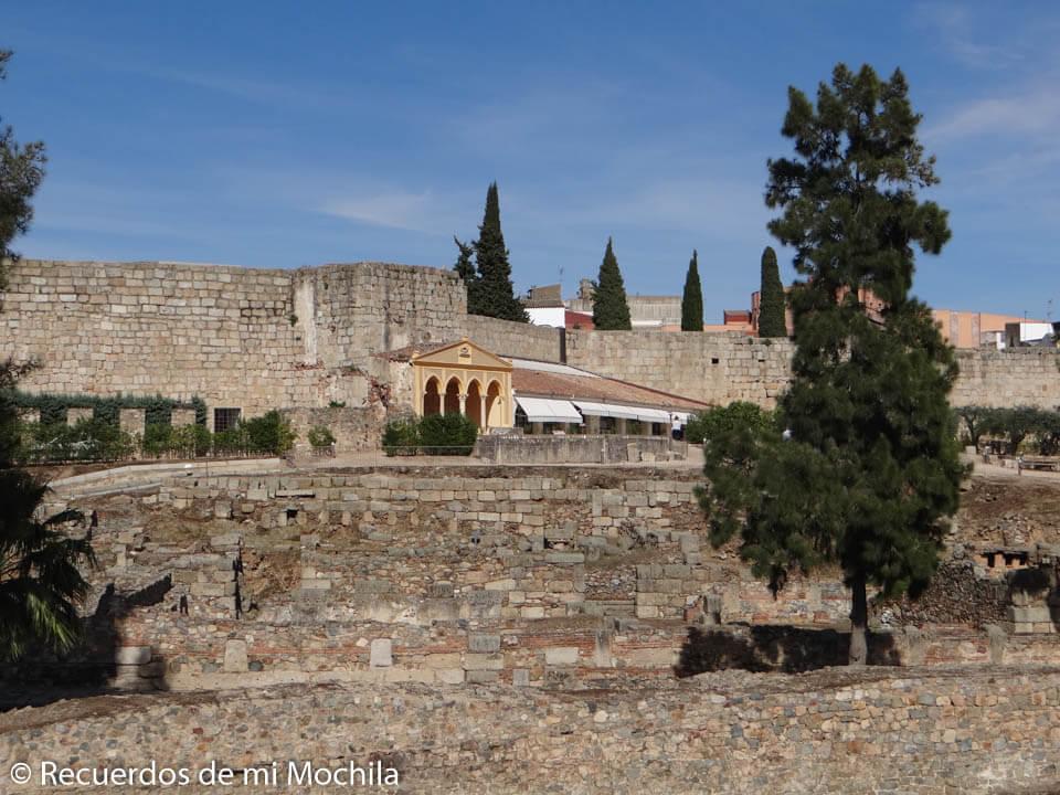 Qué ver Mérida Extremadura