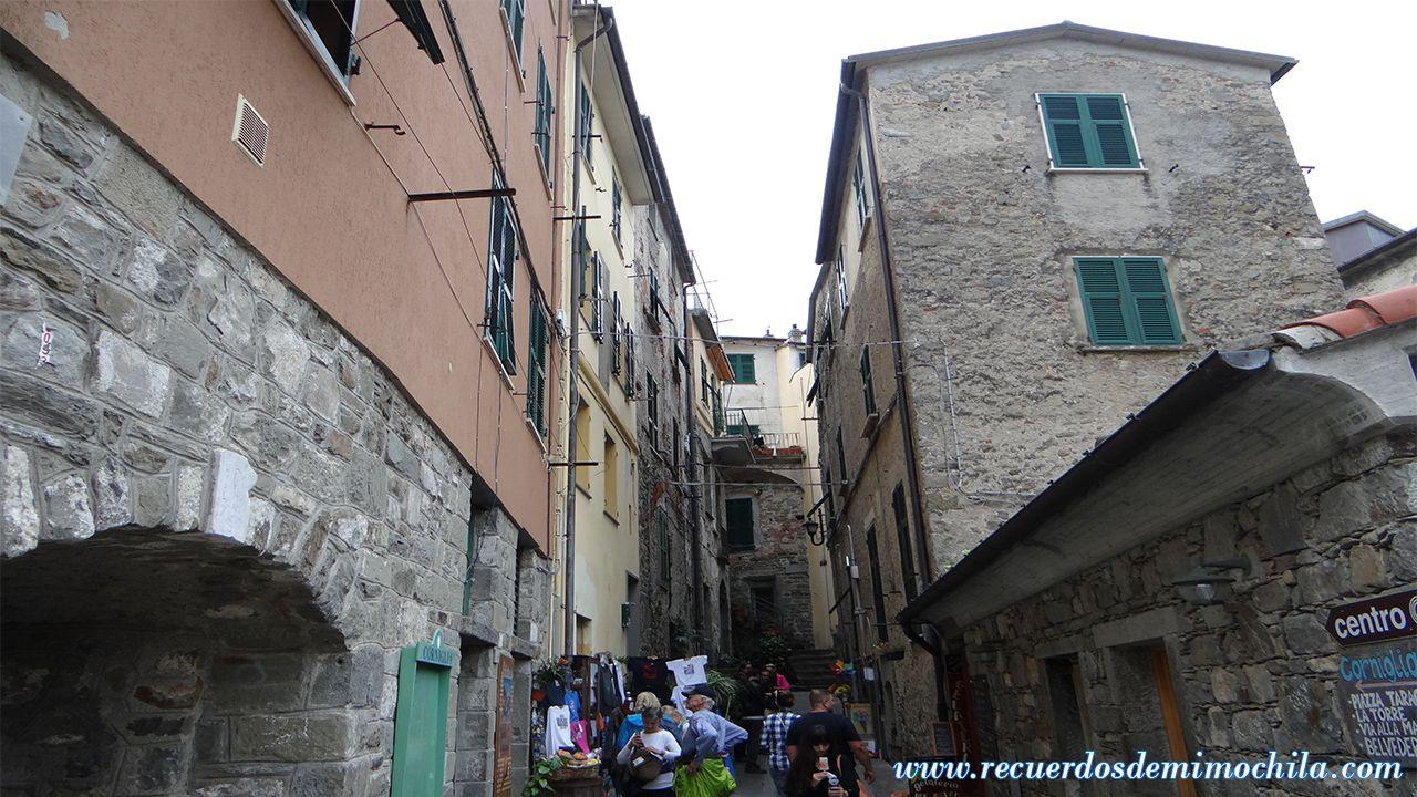 Viaje a en tren a Cinque Terre en un día