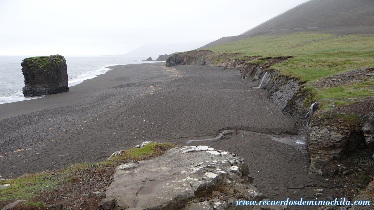 Frailecillos o Puffin en Islandia