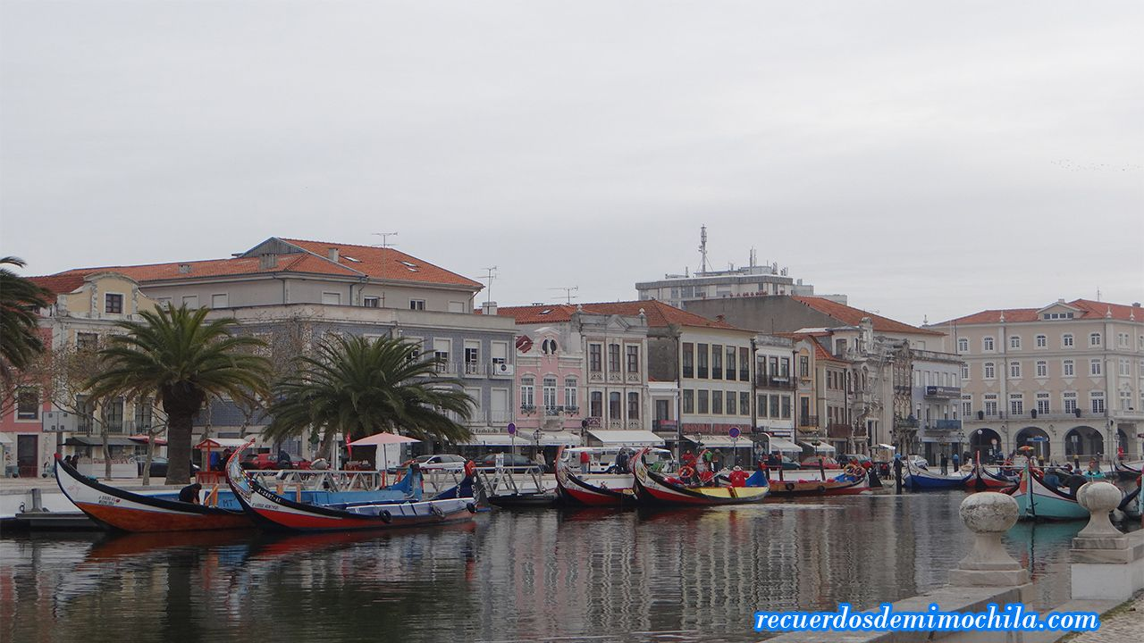 Qué ver en Aveiro, la Venecia de Portugal