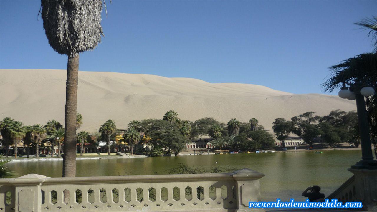 Visita a la Huacachina y líneas de Nazca