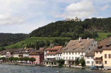 Qué ver en Stein Am Rhein