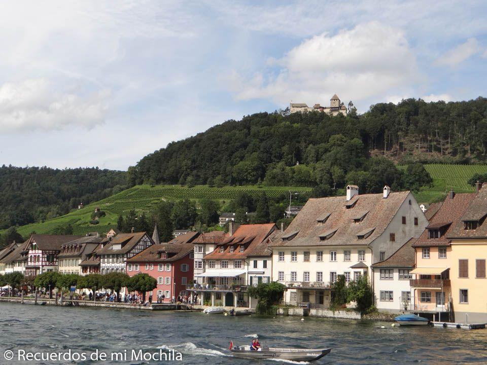 Qué ver en Stein am Rhein, uno de los pueblos más bonitos de Suiza
