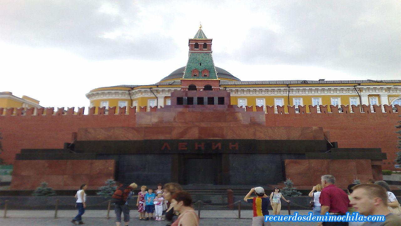 Qué ver en Moscú en un día