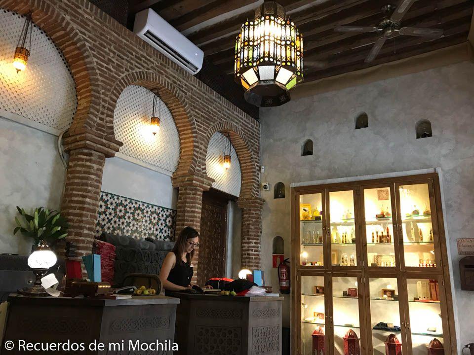 Hammam Al Andalus Madrid y Casapatas
