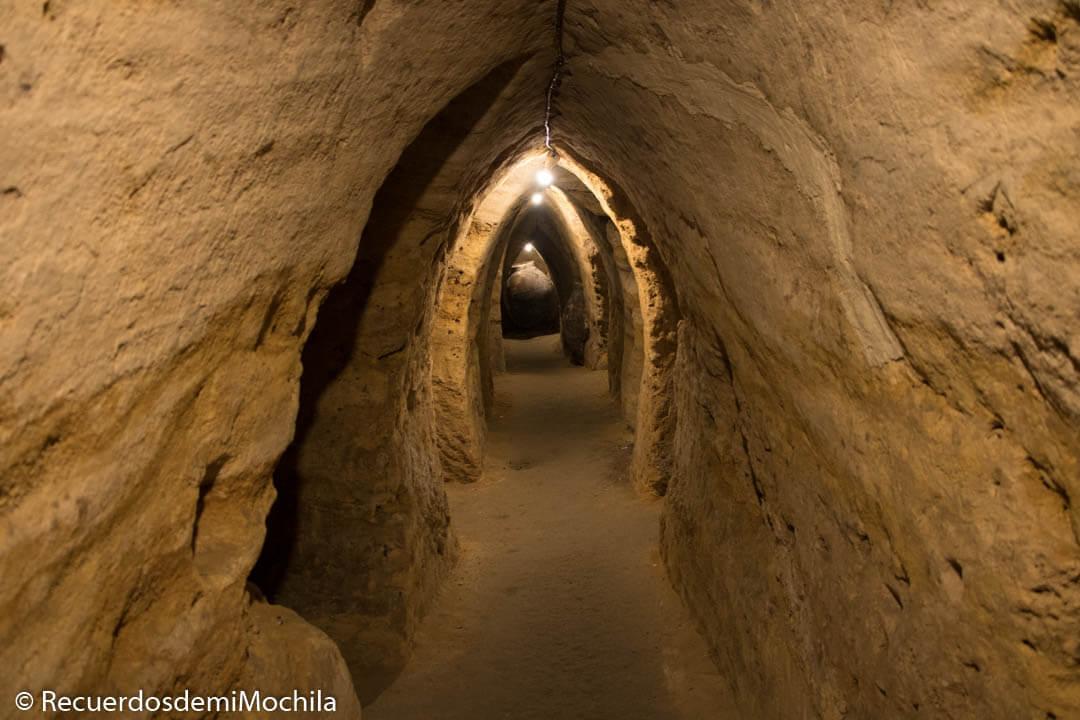 Cuevas árabes Brihuega