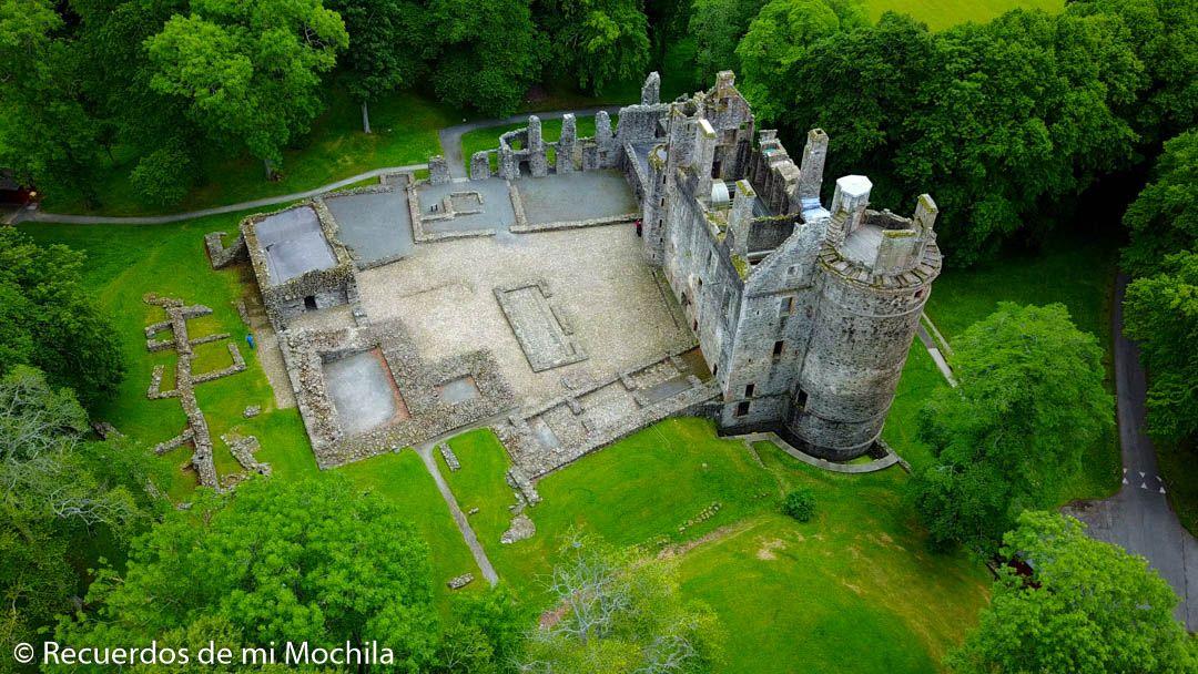 22 castillos que puedes ver en una ruta por Escocia