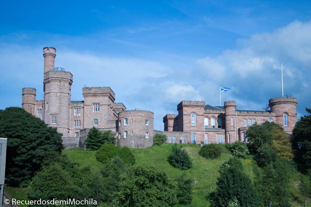 castillos de escocia