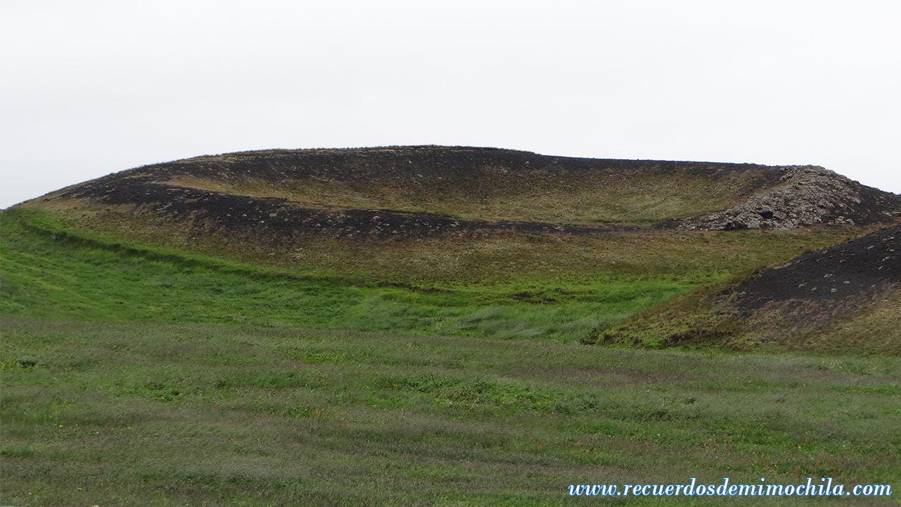 pseudocráteres Skútustaðir