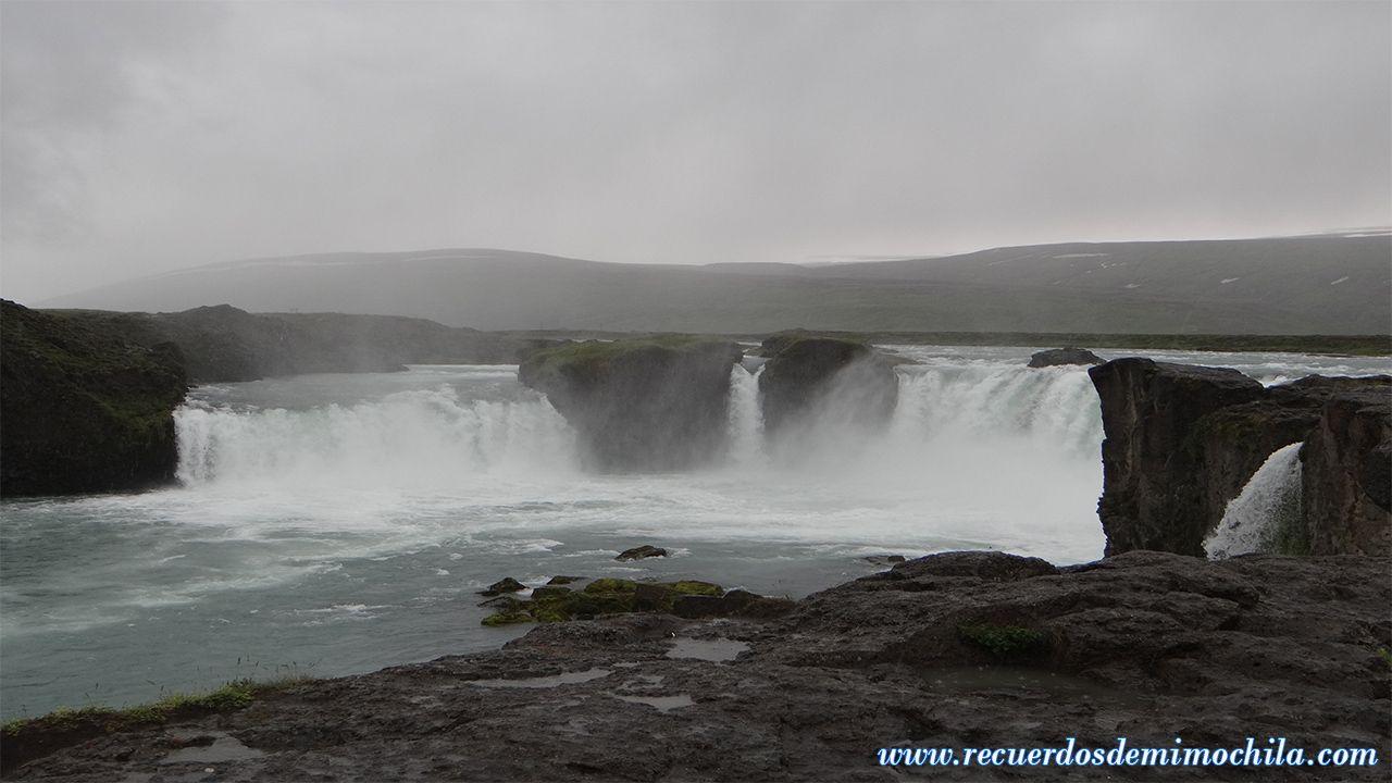 cascada Godafoss