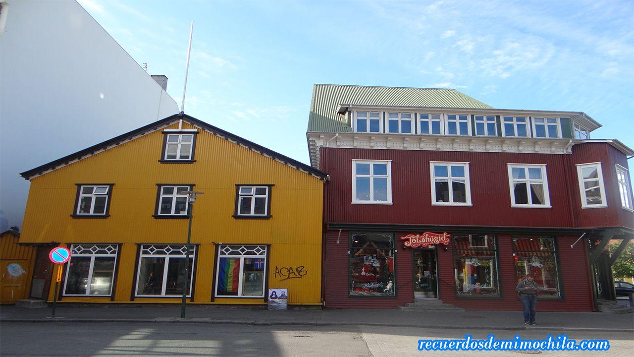 Qué ver en Reykjavík en un día