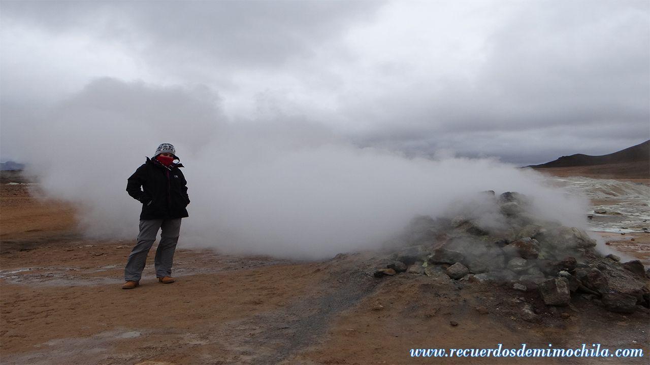 Qué ver cerca del lago Myvatn
