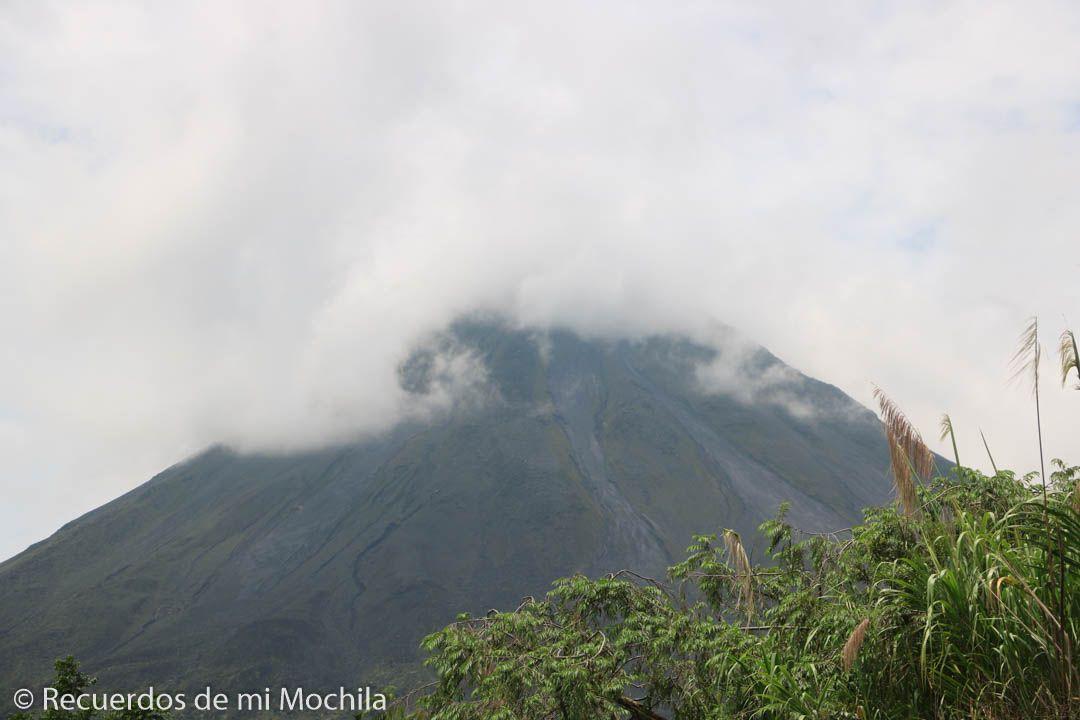qué ver en el volcán arenal