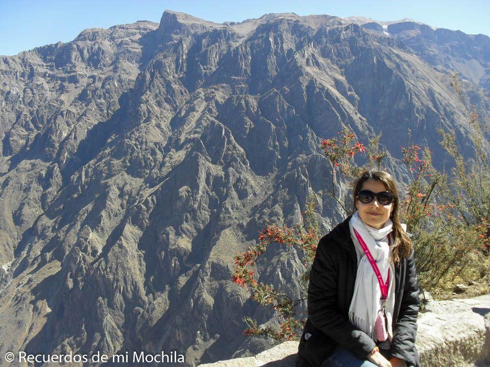 visita al cañón del colca
