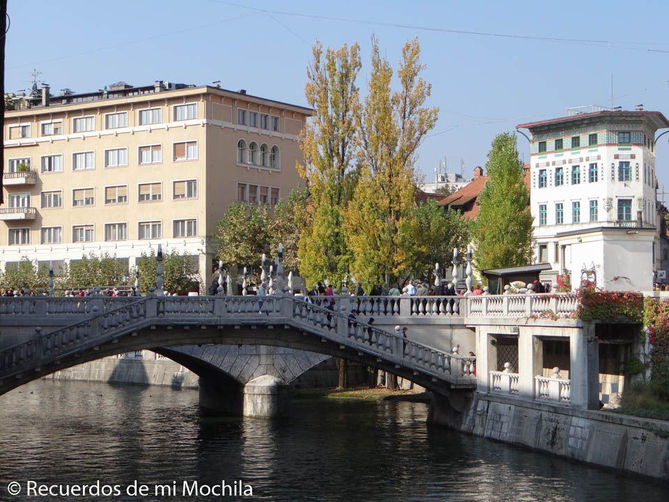 Qué ver y hacer en Liubliana en un día