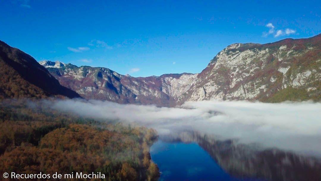 Qué ver en el lago Bohinj y alrededores