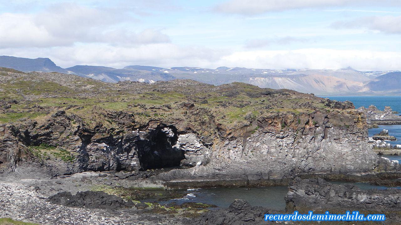 Qué ver en la península Snaefellsnes