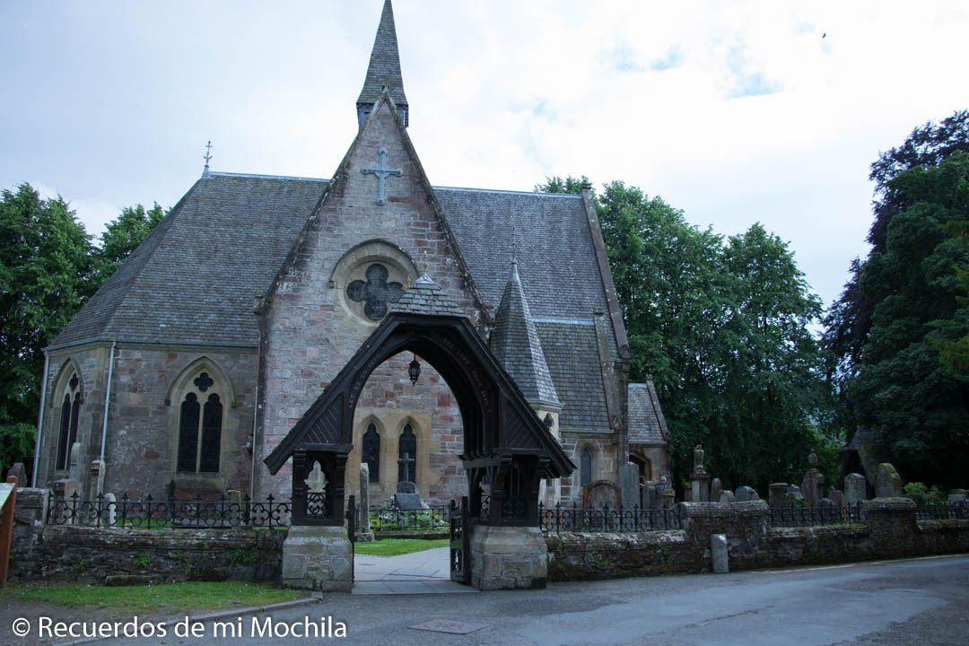 ciudades y pueblos con encantos en Escocia