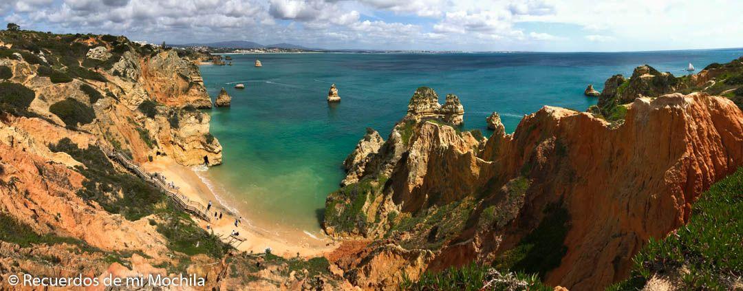 Ruta de 4 días por el Algarve en coche