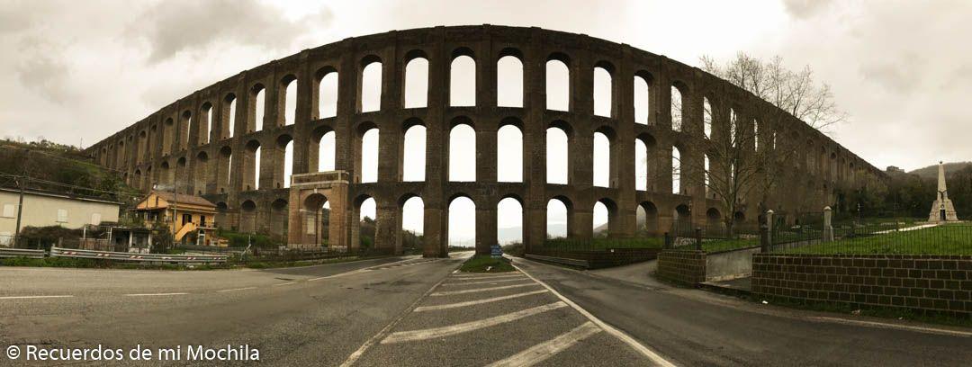 Ruta de una semana por Campania en coche