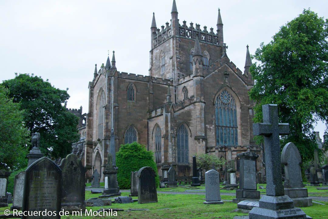 abadías de escocia