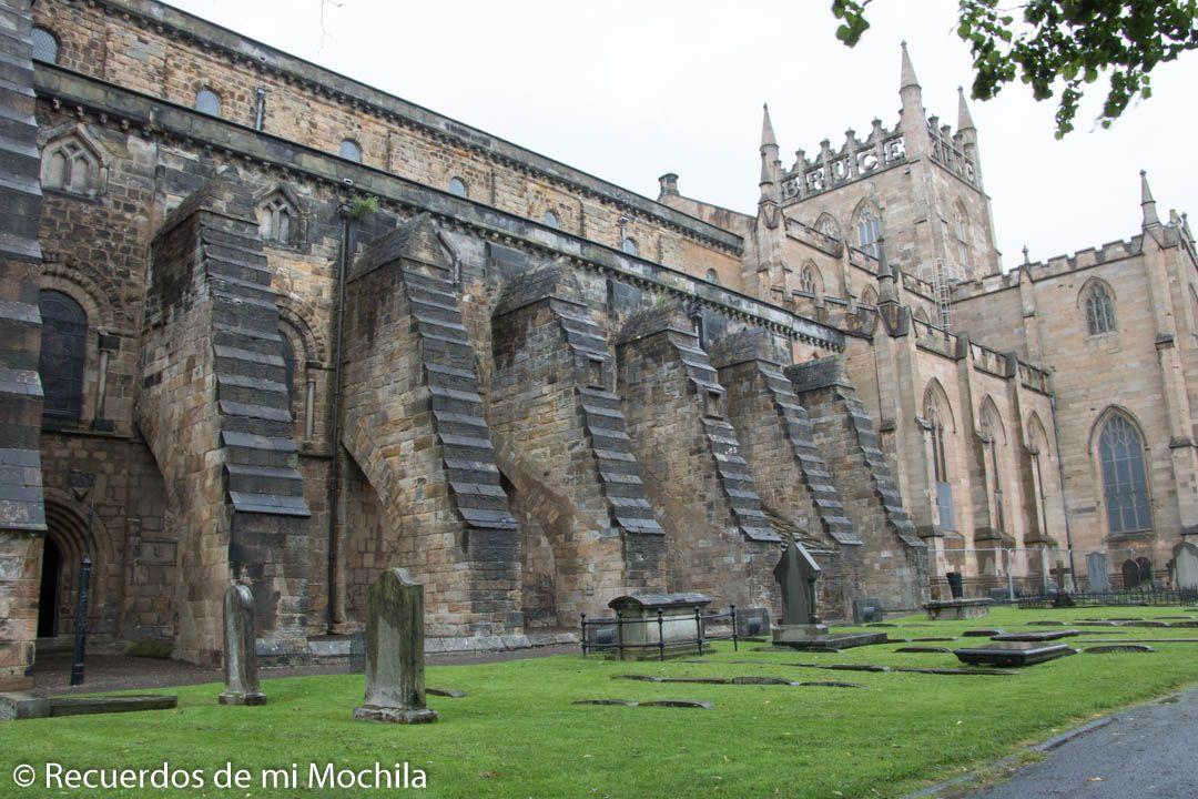 Ruta de Abadías en el centro de Escocia