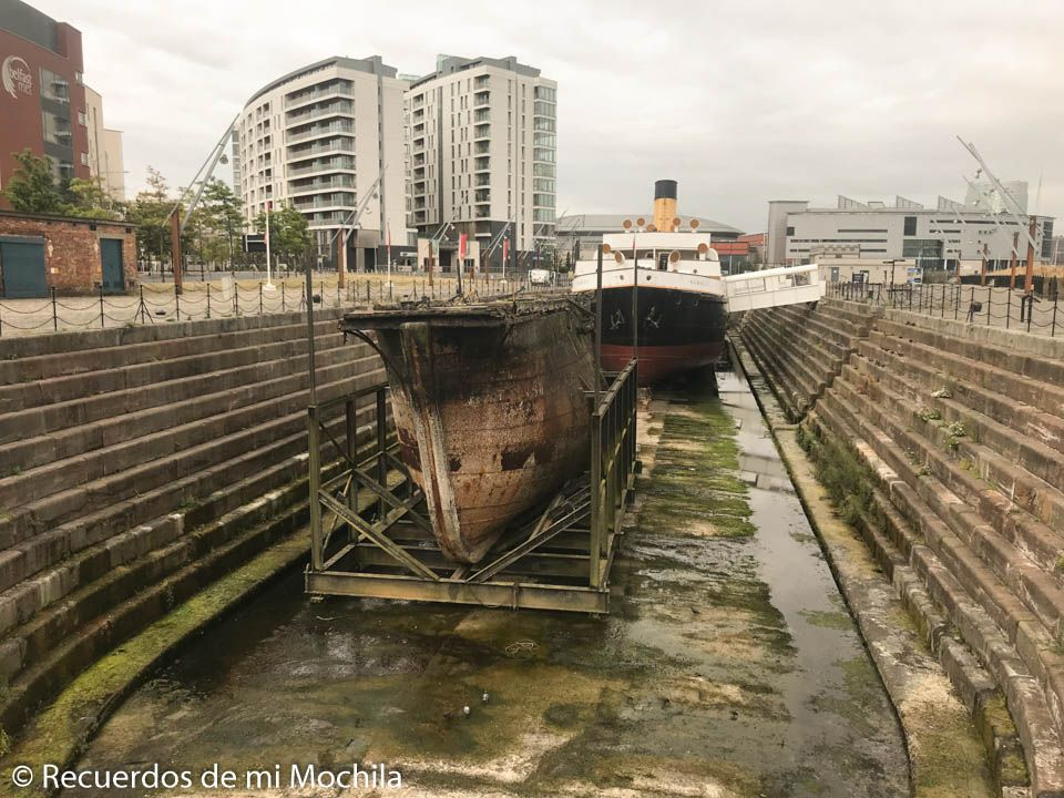 Visita al Museo Titanic Belfast