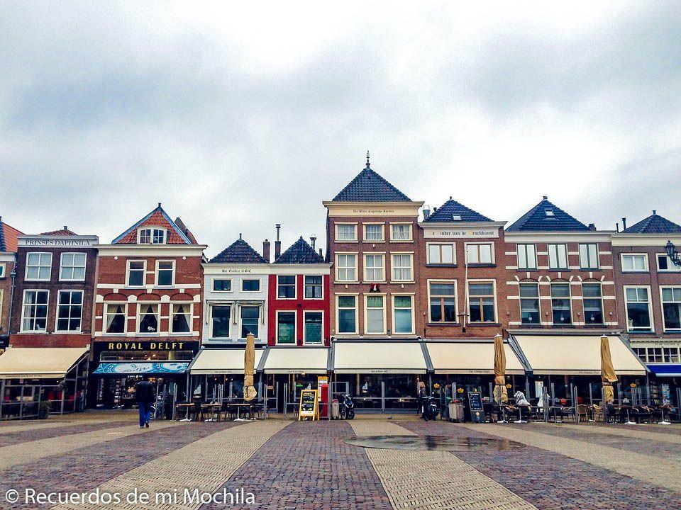 Qué ver en Delft en un día