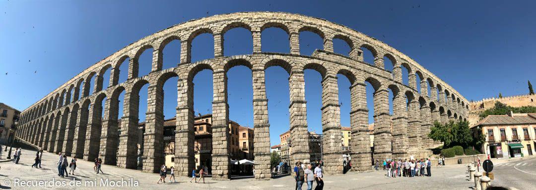 Qué ver un día en Segovia. Imprescindibles