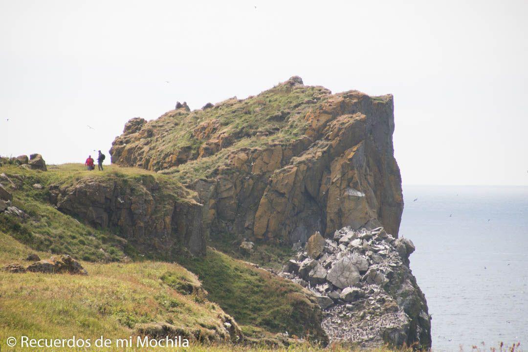 isla staffa y Lunga