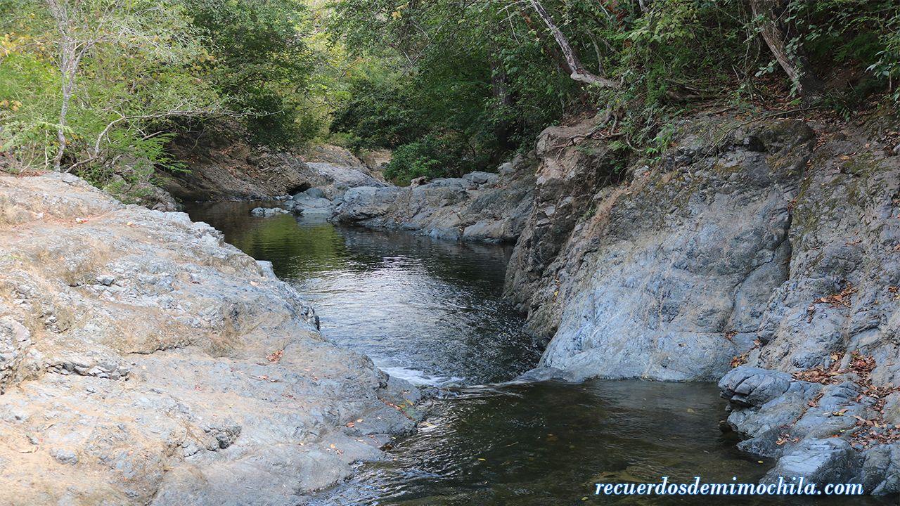 Río Oria Los Santos