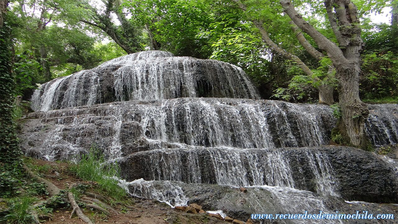 Recorrido por el Monasterio de Piedra en Calatayud