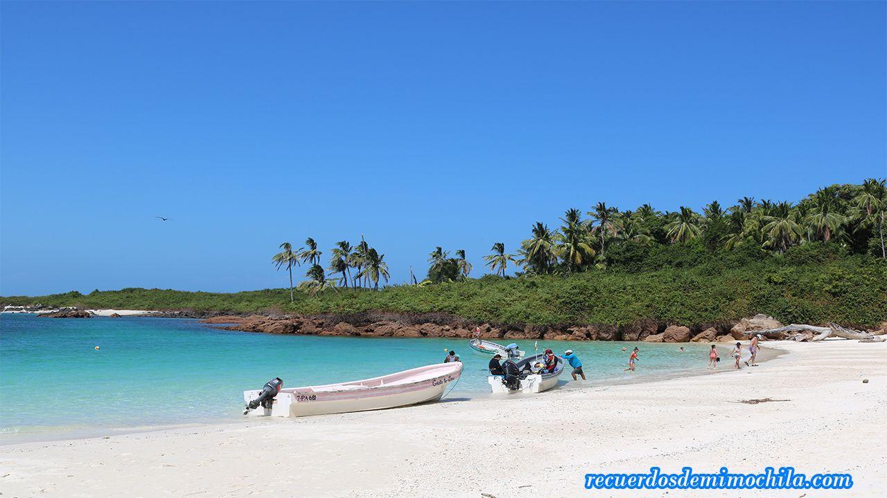 Isla Iguana, la pequeña Galápagos de Panamá