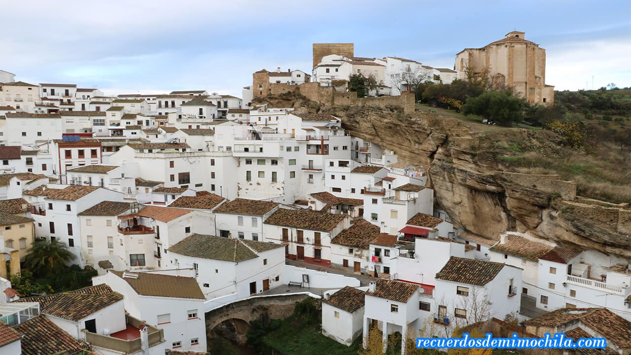 ruta en coche por los pueblos blancos de Cádiz