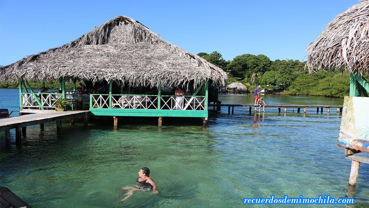 Visita a Bahía de los Delfines y Cayo Zapatilla