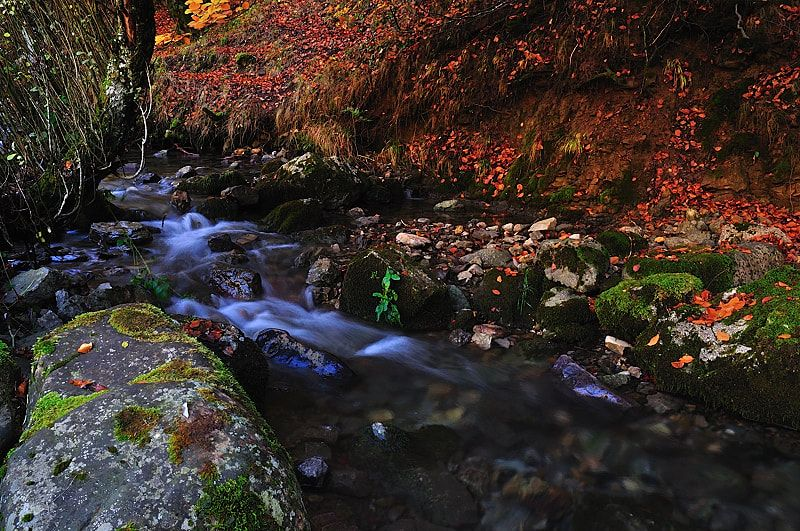 Destinos en España para otoño