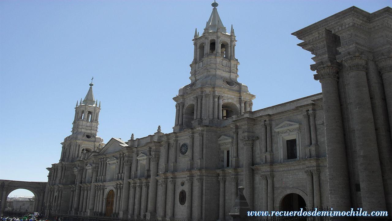 Qué ver y hacer en Arequipa en dos días