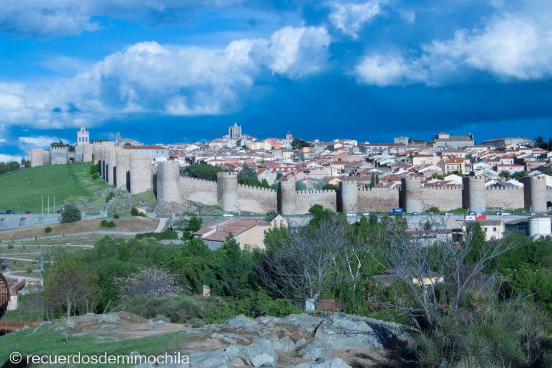 #TuitQuedadaCultural en Ávila