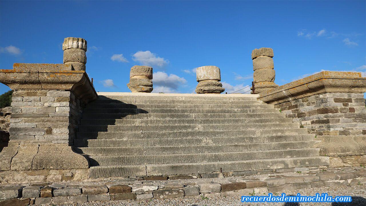 Visita a Playa de Bolonia y Baelo Claudia
