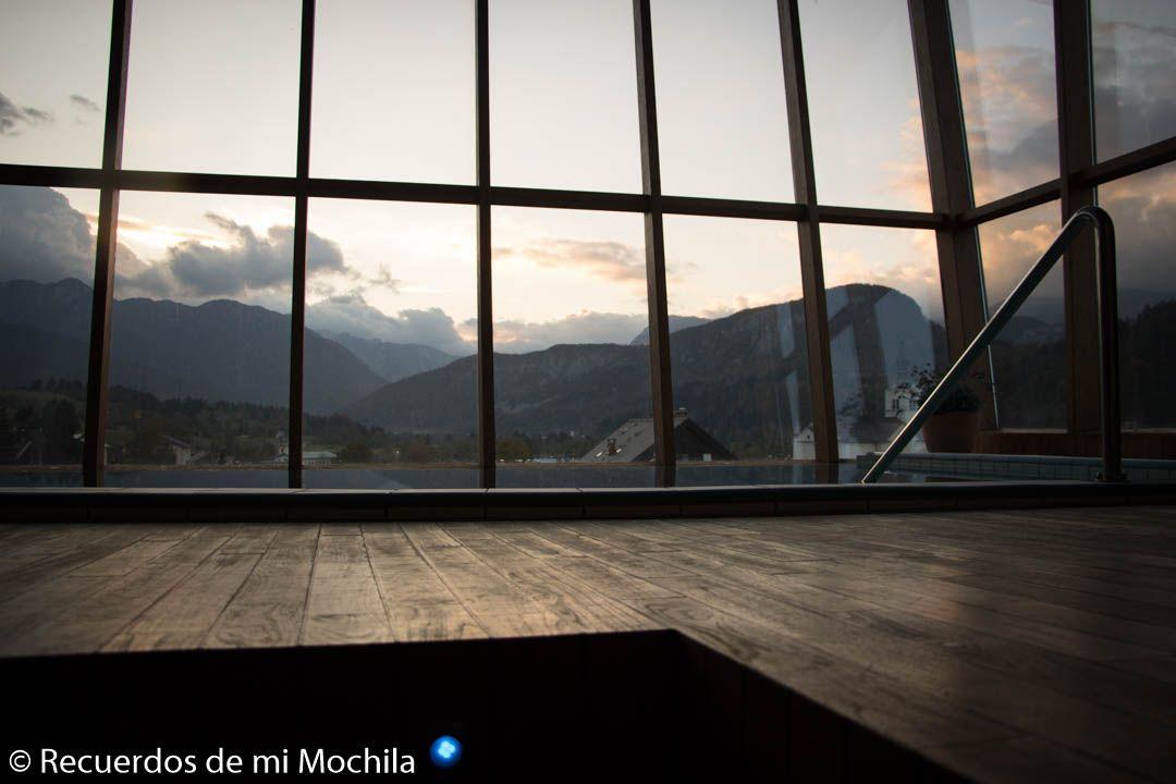 Bohinj eco hotel Eslovenia