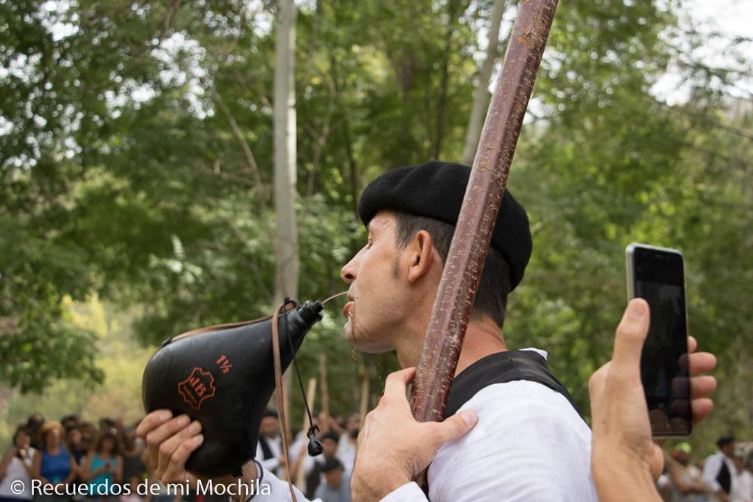 Fiesta de los Gancheros del Alto Tajo