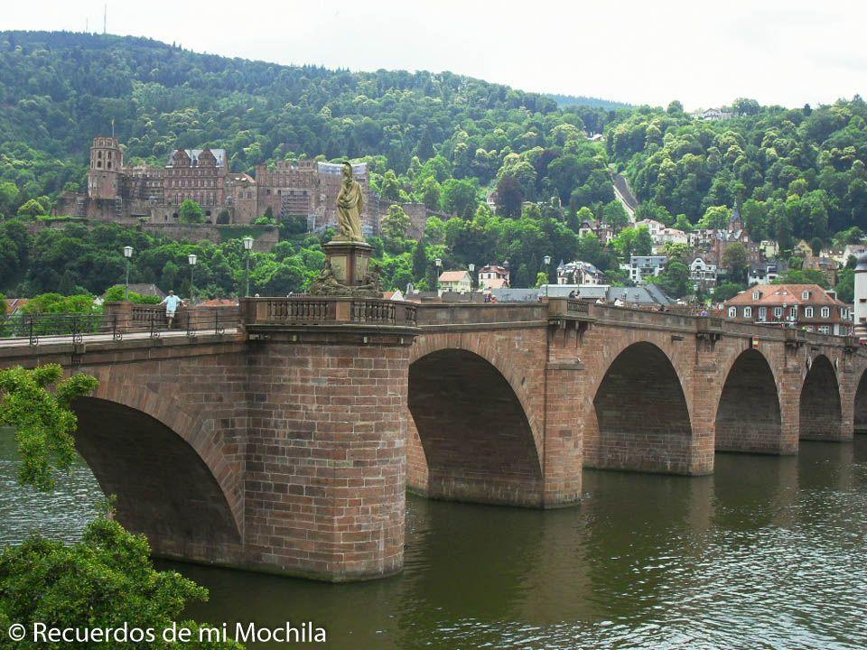 Qué ver en Heidelberg Alemania en un día