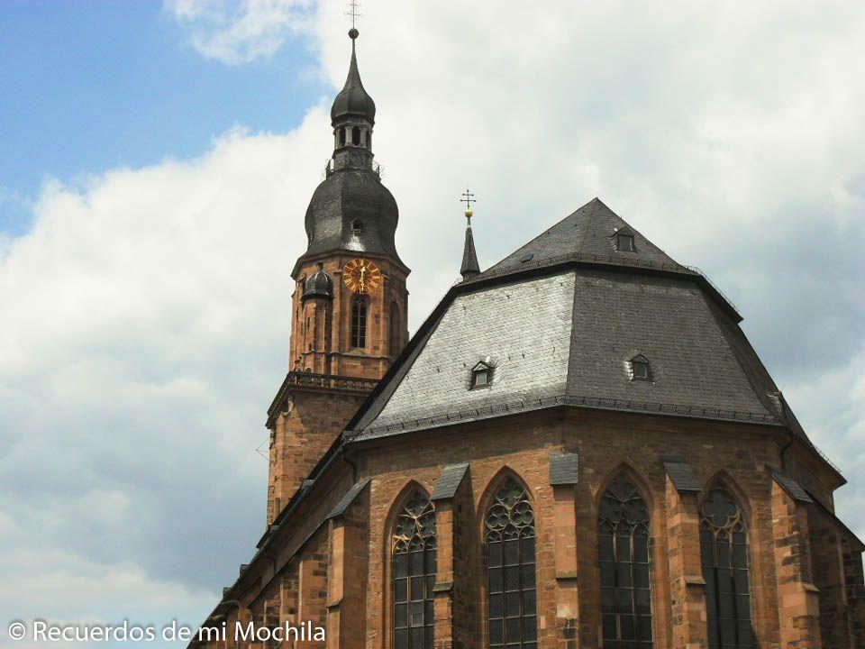 Qué ver en Heidelberg en un día