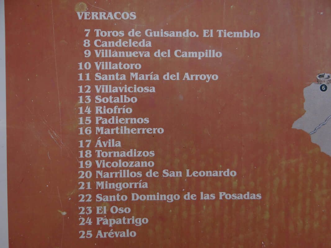 Castros Vetones de Ávila