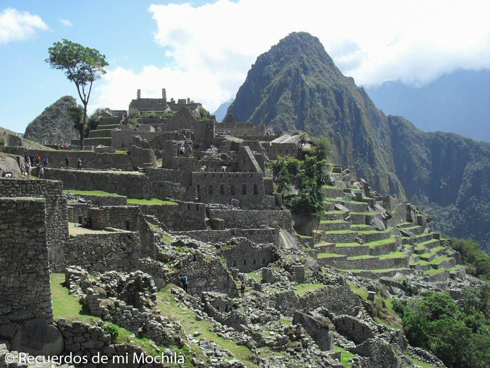 Visitar Machu Picchu desde Lima