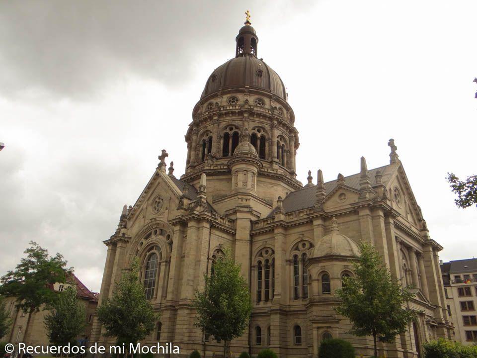 Qué ver en Mainz Alemania
